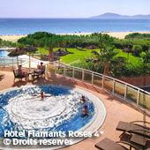 Hôtel Les Flamants Rose 4*