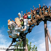 Europa Park - Grand huit