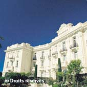 Week-end Pont Monaco - Hôtel Hermitage 5*