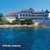 Vacances Croatie - Hôtel Liburna 3*