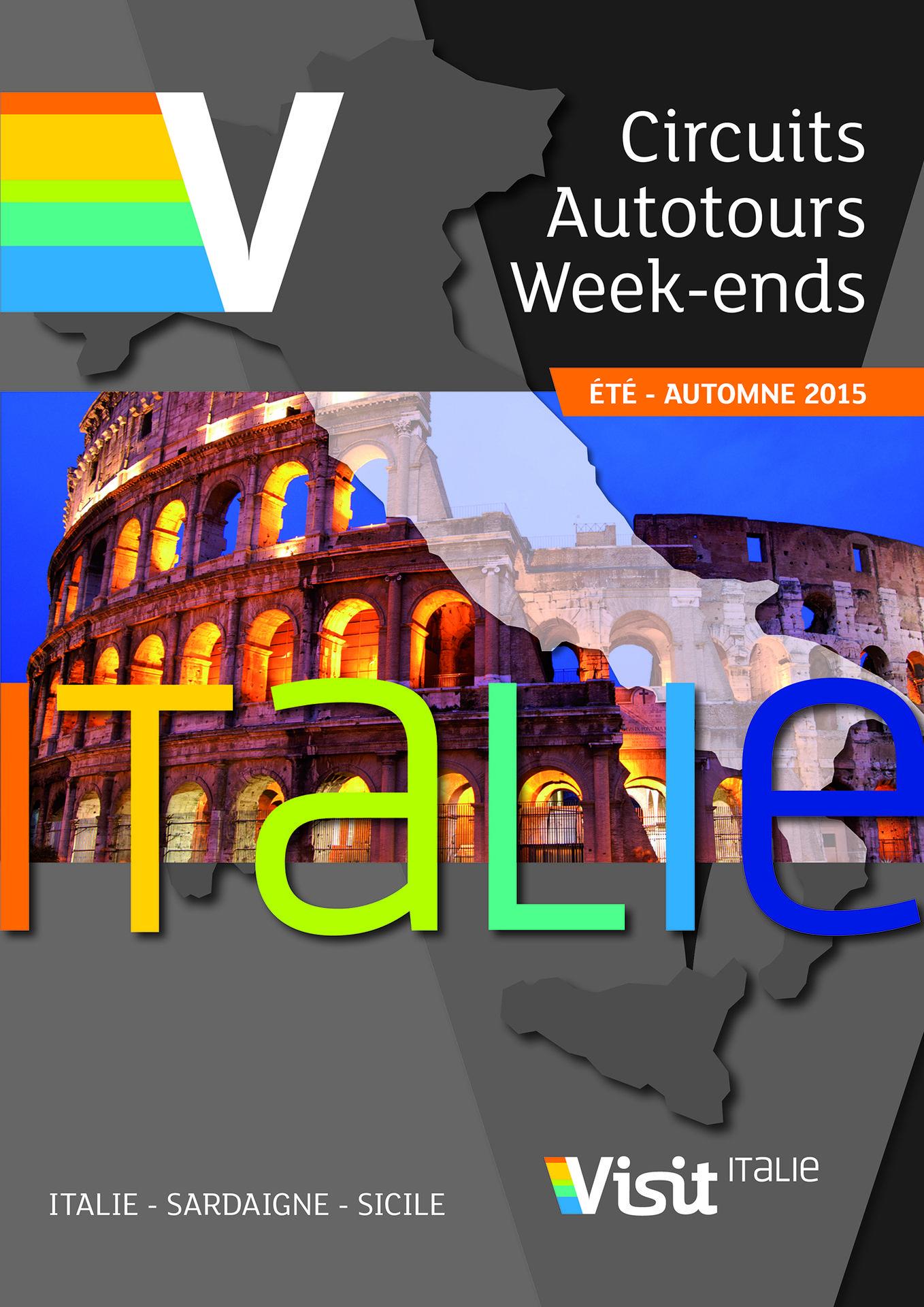 Brochure Visit Italie