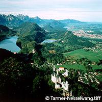 Visite de la Bavière