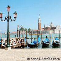 circuits en Italie - Venise