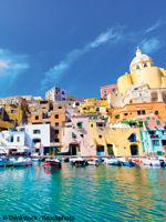 Rome et les Couleurs du Golfe de Naples