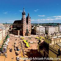 Voyages en Pologne