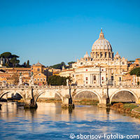 Week-ends à Rome - Glace à l'italienne
