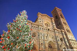 Marché de Noel à Florence
