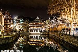 Marché de Noel à Strasbourg