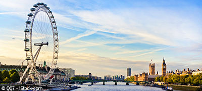 Oeil de Londres - week-end à Londres