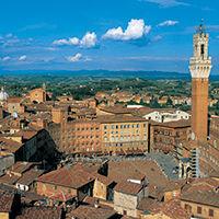 Palio de Sienne- voyage italie