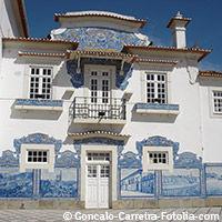 Visiter Lisbonne - Azulejo