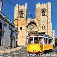Visiter Lisbonne - Tram 28