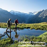 randonnées au Tyrol