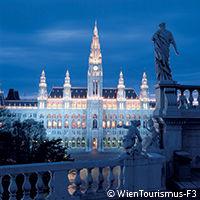 Réveillon du nouvel an 2015 à Vienne