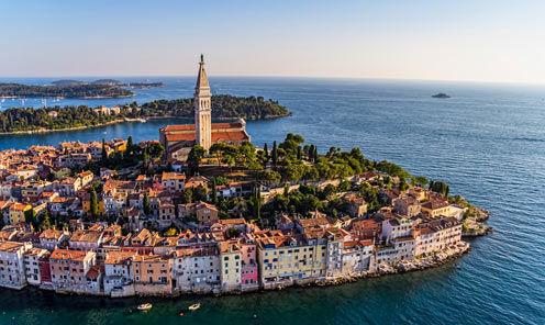 Vacances en Istrie - Croatie