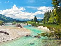 Lac au Tyrol