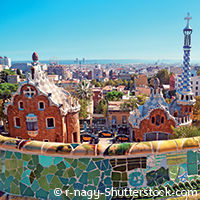 week-end-a-barcelone-espagne-parc-guell