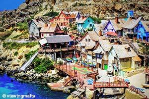 Popey Village - Malte
