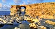 Fenetre d'Azur - Ile de Gozo - Malte