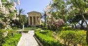Jardins de l'Upper Barrakka à Malte