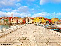 Porec en Istrie