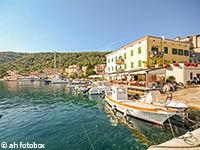 Île de Cres en Istrie