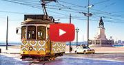 Vidéo touristique du Portugal