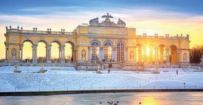 Réveillon du nouvel an 2017 / 2018 à Vienne