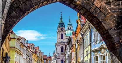 Réveillon du Nouvel An au Théâtre des Etats à Prague