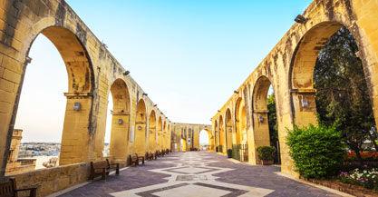 Nos idées voyages sur Malte