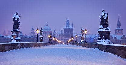 Passez les fêtes de fin d'année en République Tchèque