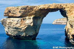 Fenêtre d'Azur - Malte