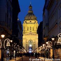 Marché de Noël à Budapest