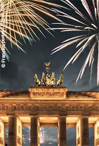 Feu d'artifice Berlin