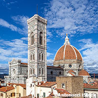 Opéra de Florence - cathédrale Santa maria del fiore
