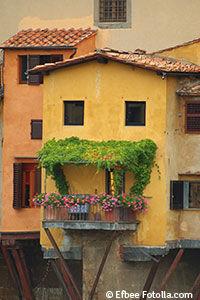Ponte Vecchio Florence - Voyage en Italie