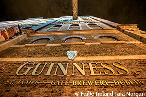 Guinness Storehouse à Dublin