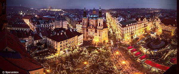 Noël à en République tchèque