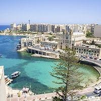 Visiter La Valette à Malte - baie de La Valette