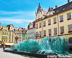 Visiter Wroclaw en Pologne