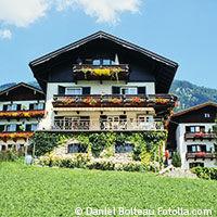 Guide touristique Autriche - chalet autrichien