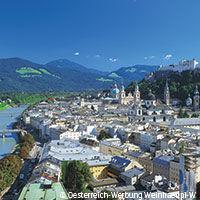 Guide touristique Autriche - Salzbourg