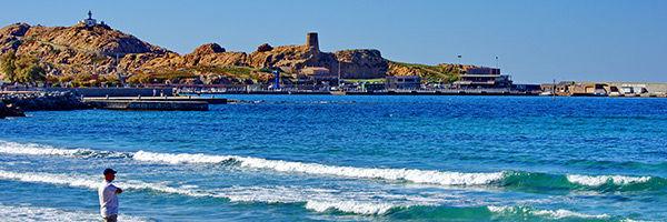 île rousse - guide touristique corse