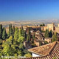 Guide touristique Espagne - Alhambra