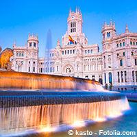 Guide touristique Espagne - Madrid