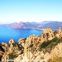 Guide touristique France - Corse