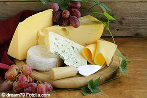 Guide touristique France - fromage