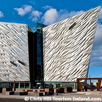 Guide touristique Irlande - musée Titanic Belfast