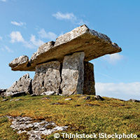 Guide touristique irlande - mythe