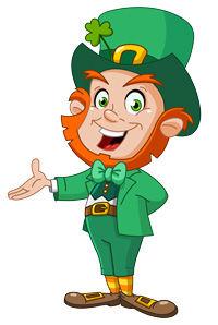 Guide touristique irlande - leprechaun